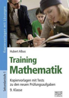 Training Mathematik, Hubert Albus