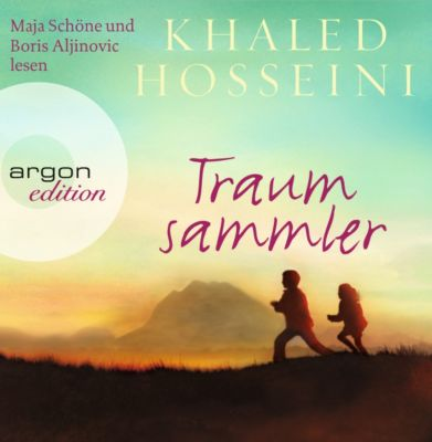 Traumsammler, 12 Audio-CDs, Khaled Hosseini