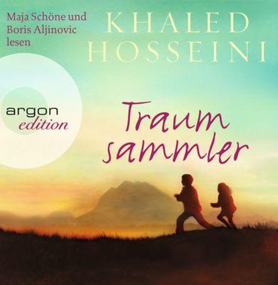 Traumsammler, 12 Audio-CDs, Khaled Hosseini