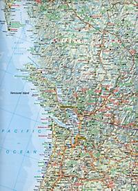 Travelmap Reisekarte Kanada / Canada 1:4 Mio - Produktdetailbild 2
