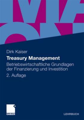 Treasury Management, Dirk Kaiser