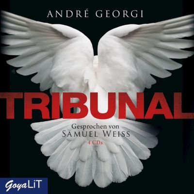 Tribunal, 4 Audio-CDs, André Georgi