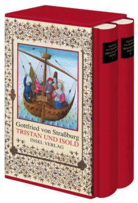Tristan und Isold, 2 Bde, Gottfried von Straßburg