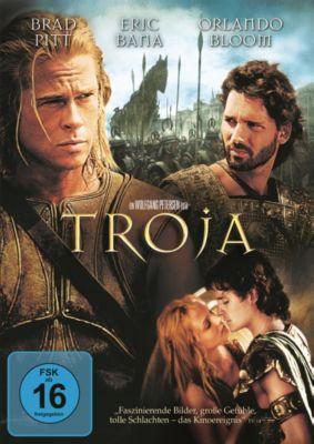 Troja, Homer