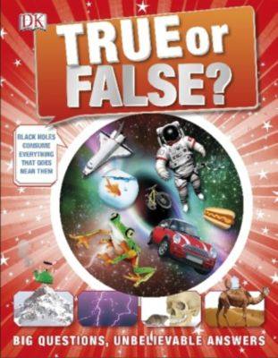 True or False?, Andrea Mills