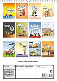 Trumix Cartoons - Nichts geht mehr (Wandkalender 2018 DIN A3 hoch) - Produktdetailbild 13