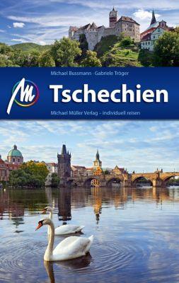 Tschechien Reiseführer, Michael Bussmann, Gabriele Tröger