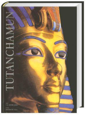 Tutanchamun, T.G. Henry James