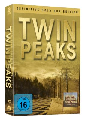 Twin Peaks - Definitive Gold Box Edition, Kyle MacLachlan,Lara Flynn Boyle Ray Wise