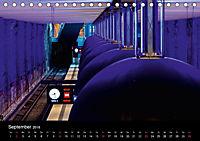 U-Bahn in München (Tischkalender 2018 DIN A5 quer) - Produktdetailbild 9