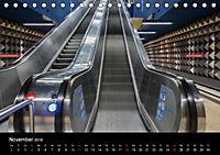 U-Bahn in München (Tischkalender 2018 DIN A5 quer) - Produktdetailbild 11