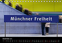U-Bahn in München (Tischkalender 2018 DIN A5 quer) - Produktdetailbild 12