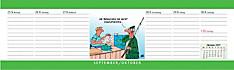 U. Stein Wochenplaner quer 2017 - Produktdetailbild 9