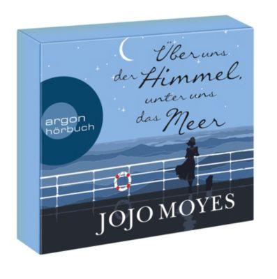 Über uns der Himmel, unter uns das Meer, 7 Audio-CDs, Jojo Moyes