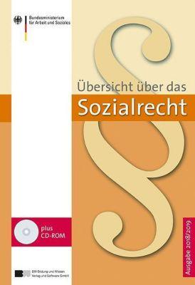 Übersicht über das Sozialrecht, Ausgabe 2018/2019, m. 1 CD-ROM