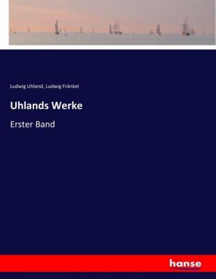 Uhlands Werke, Ludwig Fränkel