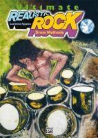 Ultimate Realistic Rock Drum Methode, m. 2 Audio-CDs, Carmine Appice