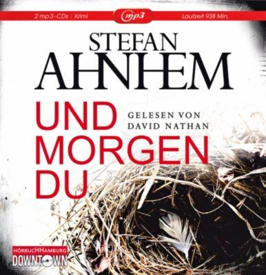 Und morgen du, 2 MP3-CDs, Stefan Ahnhem