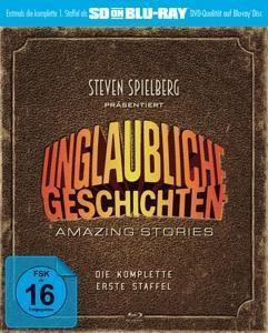 Unglaubliche Geschichten - Amazing Stories - Die komplette erste Staffel, Kevin Costner, Mark Hamill, Charlie Sheen