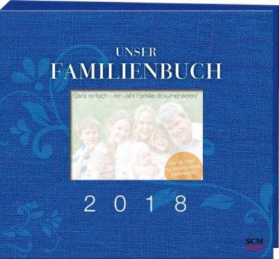 Unser Familienbuch 2018, Bianka Bleier