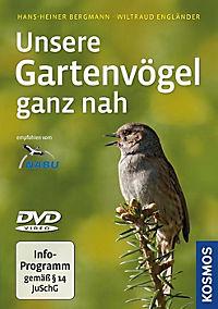 Unsere Gartenvögel ganz nah, 1 DVD - Produktdetailbild 3