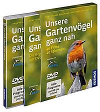 Unsere Gartenvögel ganz nah, 1 DVD - Produktdetailbild 4