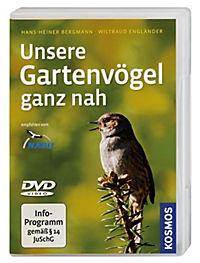 Unsere Gartenvögel ganz nah, 1 DVD - Produktdetailbild 5