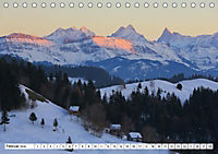 UnteremmentalCH-Version (Tischkalender 2018 DIN A5 quer) - Produktdetailbild 2