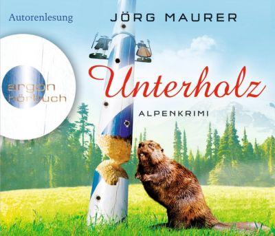 Unterholz, 6 Audio-CDs, Jörg Maurer