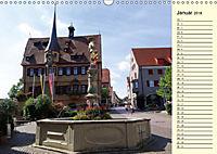 Unterwegs in Bietigheim-Bissingen (Wandkalender 2018 DIN A3 quer) - Produktdetailbild 1