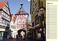 Unterwegs in Bietigheim-Bissingen (Wandkalender 2018 DIN A3 quer) - Produktdetailbild 4