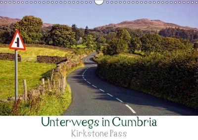 Unterwegs in Cumbria - Krikstone Pass (Wandkalender 2019 DIN A3 quer), Petra Voß