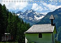 Unterwegs in Tirol (Tischkalender 2018 DIN A5 quer) Dieser erfolgreiche Kalender wurde dieses Jahr mit gleichen Bildern - Produktdetailbild 5