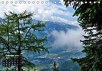 Unterwegs in Tirol (Tischkalender 2018 DIN A5 quer) Dieser erfolgreiche Kalender wurde dieses Jahr mit gleichen Bildern - Produktdetailbild 2