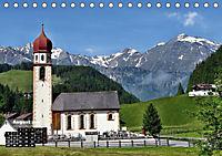 Unterwegs in Tirol (Tischkalender 2018 DIN A5 quer) Dieser erfolgreiche Kalender wurde dieses Jahr mit gleichen Bildern - Produktdetailbild 8