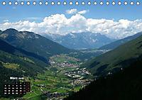 Unterwegs in Tirol (Tischkalender 2018 DIN A5 quer) Dieser erfolgreiche Kalender wurde dieses Jahr mit gleichen Bildern - Produktdetailbild 3