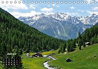 Unterwegs in Tirol (Tischkalender 2018 DIN A5 quer) Dieser erfolgreiche Kalender wurde dieses Jahr mit gleichen Bildern - Produktdetailbild 6
