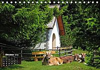 Unterwegs in Tirol (Tischkalender 2018 DIN A5 quer) Dieser erfolgreiche Kalender wurde dieses Jahr mit gleichen Bildern - Produktdetailbild 10
