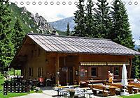 Unterwegs in Tirol (Tischkalender 2018 DIN A5 quer) Dieser erfolgreiche Kalender wurde dieses Jahr mit gleichen Bildern - Produktdetailbild 4