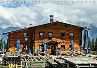 Unterwegs in Tirol (Tischkalender 2018 DIN A5 quer) Dieser erfolgreiche Kalender wurde dieses Jahr mit gleichen Bildern - Produktdetailbild 7