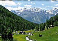 Unterwegs in Tirol (Wandkalender 2018 DIN A2 quer) Dieser erfolgreiche Kalender wurde dieses Jahr mit gleichen Bildern u - Produktdetailbild 6