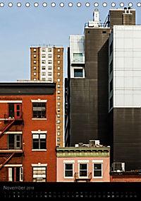 Urbane Texturen, New York City (Tischkalender 2018 DIN A5 hoch) - Produktdetailbild 11