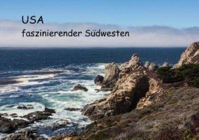 USA - faszinierender Südwesten (Tischaufsteller DIN A5 quer), Andrea Potratz