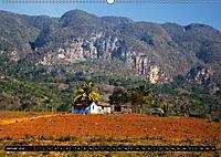 Valle de Viñales - Kubas Tal der Träume (Wandkalender 2018 DIN A2 quer) Dieser erfolgreiche Kalender wurde dieses Jahr m - Produktdetailbild 1