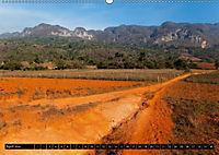 Valle de Viñales - Kubas Tal der Träume (Wandkalender 2018 DIN A2 quer) Dieser erfolgreiche Kalender wurde dieses Jahr m - Produktdetailbild 4