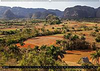 Valle de Viñales - Kubas Tal der Träume (Wandkalender 2018 DIN A2 quer) Dieser erfolgreiche Kalender wurde dieses Jahr m - Produktdetailbild 7