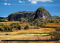 Valle de Viñales - Kubas Tal der Träume (Wandkalender 2018 DIN A2 quer) Dieser erfolgreiche Kalender wurde dieses Jahr m - Produktdetailbild 6