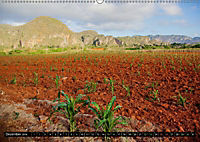 Valle de Viñales - Kubas Tal der Träume (Wandkalender 2018 DIN A2 quer) Dieser erfolgreiche Kalender wurde dieses Jahr m - Produktdetailbild 12