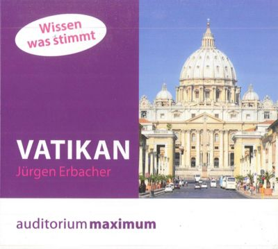 Vatikan, 1 Audio-CD, Jürgen Erbacher