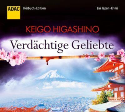 Verdächtige Geliebte, 6 Audio-CDs, Keigo Higashino